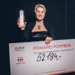 Slavnostní vyhlášení ocenění Neziskovka roku v Divadle Archa v listopadu 2016
