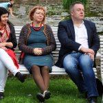 Seminář a slavnost ve Vile Čerych v květnu 2017